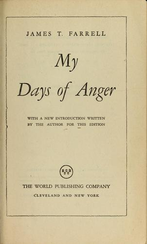Download My days of anger