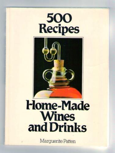 Download 500 recipes for home-made wines and drinks.