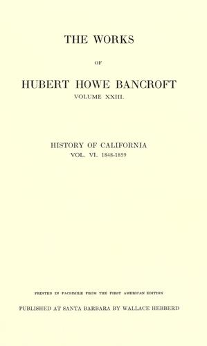 Download History of California …