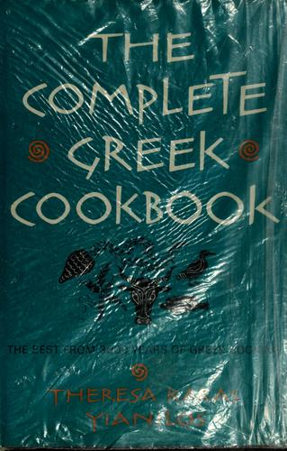 Download The Complete Greek Cookbook