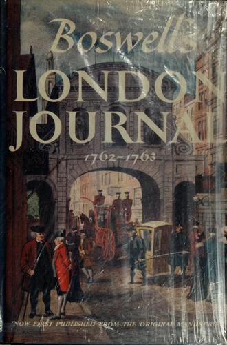 Download London journal, 1762-1763
