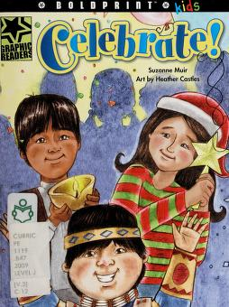 Cover of: Celebrate! | Suzanne Muir