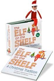 Elf on the Shelf (The Elf on the Shelf: A Christmas Tradition, Volume 1) by Carol Aebersold, Chanda Bell