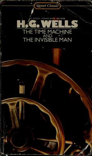 The time machine ; and, The invisible man by H. G. Wells